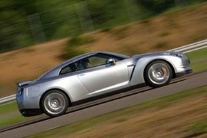Nissan GT-R na Nurburgringu