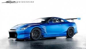 """Nissan GT-R z """"Szybkich i wściekłych 6"""""""