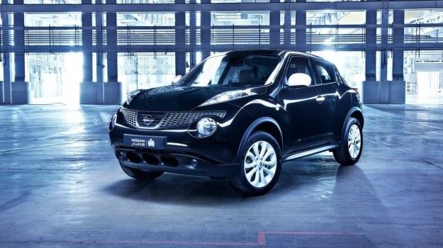 Nissan Juke Ministry of Sound został zaprezentowany podczas sierpniowych targów w Moskwie. /Nissan
