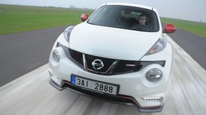 Nissan Juke Nismo 4WD CVT - test
