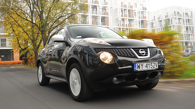 Nissan Juke /Motor