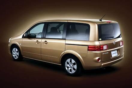Nissan lafesta / Kliknij /INTERIA.PL