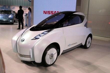 Nissan land glider /INTERIA.PL