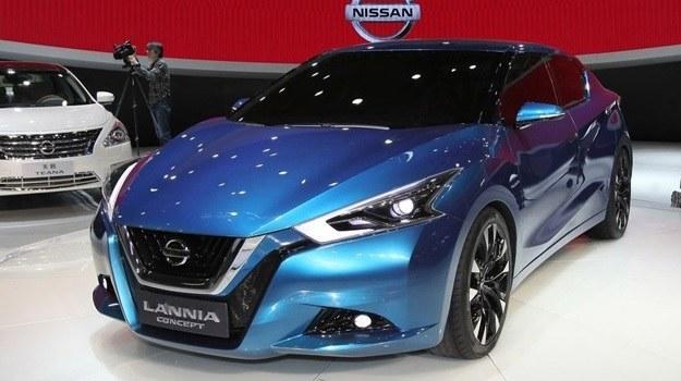 Nissan Lannia /AFP