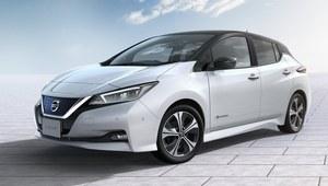 Nissan Leaf drugiej generacji z polskimi cenami