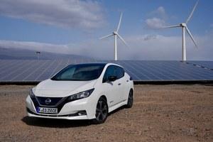 Nissan Leaf - kompakt superekologiczny