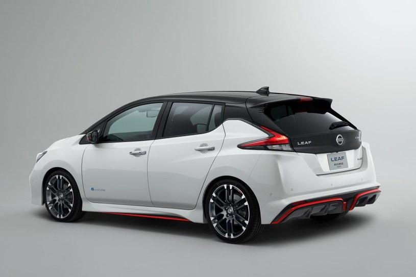 Nissan Leaf Nismo /
