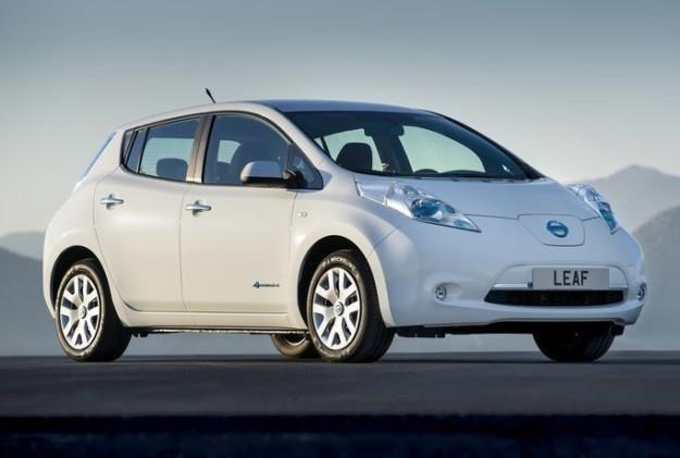 Nissan Leaf. Widziałeś takie auto na ulicy? /