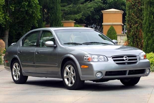 Nissan Maxima 2003 (kliknij) /INTERIA.PL