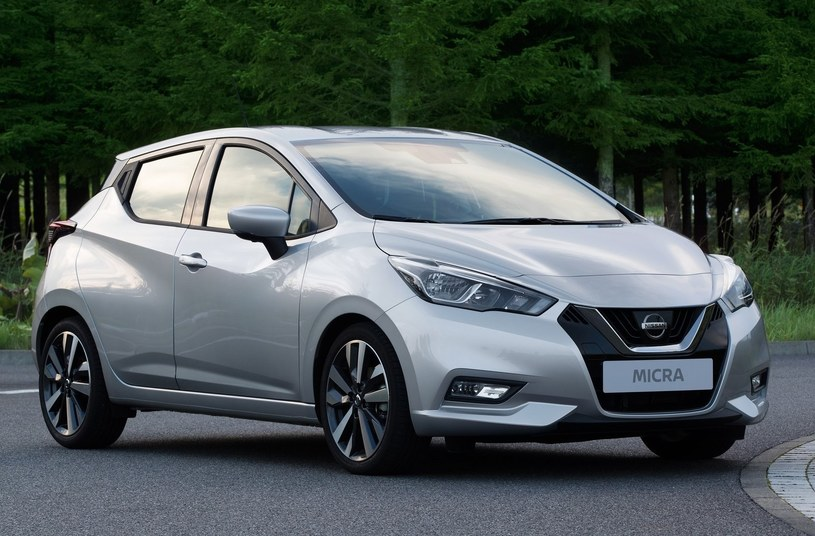 Nissan Micra /