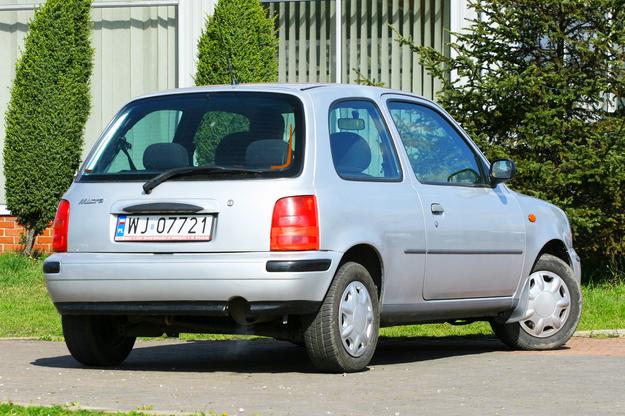 Nissan Micra /Motor