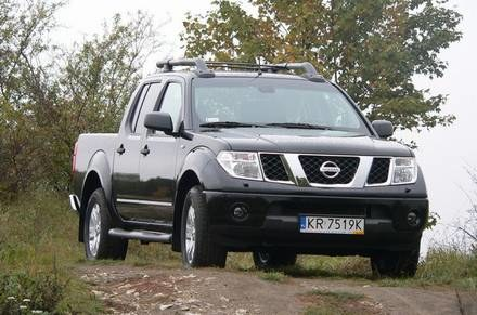 Nissan navara / Kliknij /INTERIA.PL