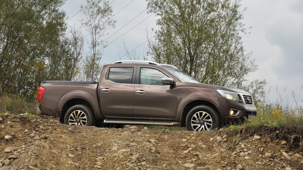 Nissan Navara /INTERIA.PL