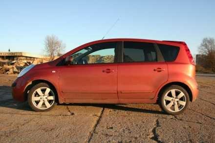 Nissan note / kliknij /INTERIA.PL