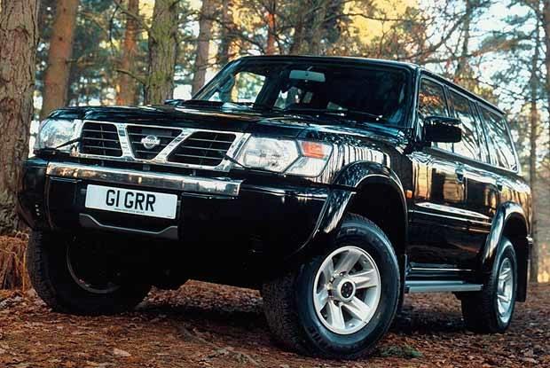 Nissan Patrol GR (kliknij) /INTERIA.PL