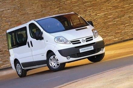 Nissan primastar /INTERIA.PL