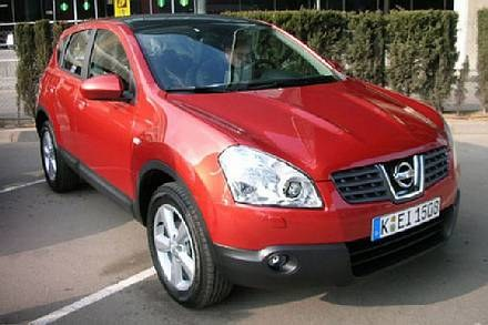 Nissan qashqai / Kliknij /INTERIA.PL