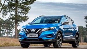 Nissan Qashqai po face liftingu otrzymał kilka nowości
