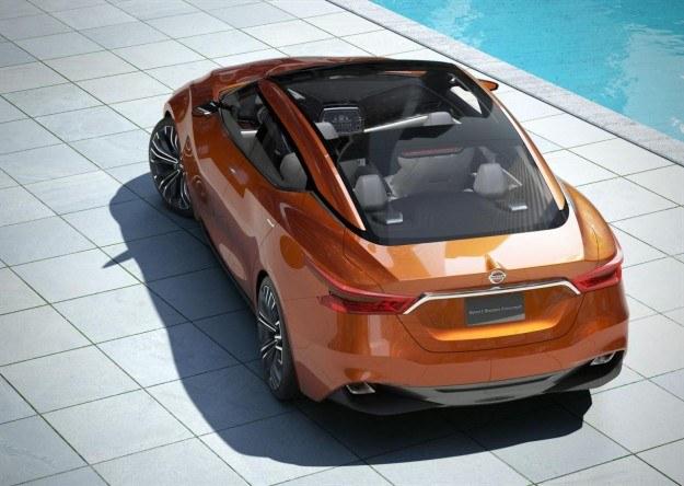 Nissan Sport Sedan. /