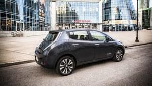 """Nissan stawia na """"elektryki"""""""