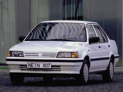 Nissan Sunny (N13) 1986–90