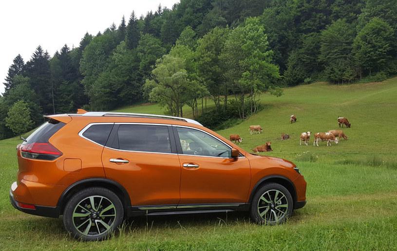 Nissan X-Trail /INTERIA.PL