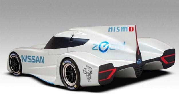 Nissan ZEOD RC /