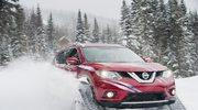 Nissana Rogue Warrior. Krzyżówka auta ze skuterem śnieżnym!