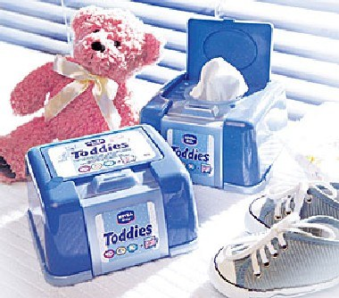 NIVEA Baby Toddies /materiały prasowe