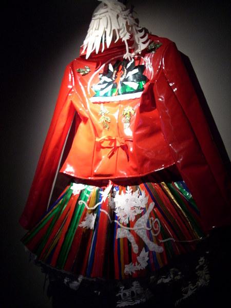 strój colsplayowy inspirowany kulturą polską