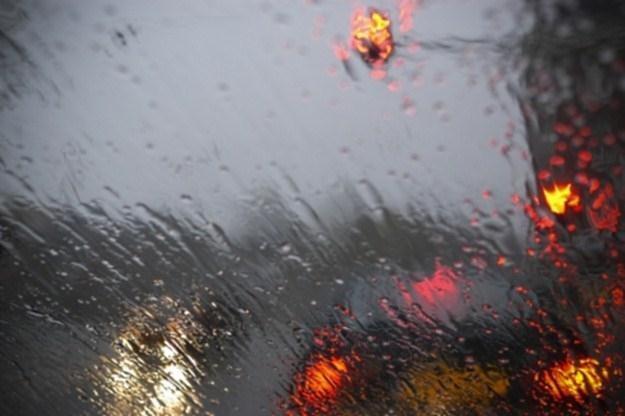 Nocna jazda w deszczu może być znacznie łatwiejsza /