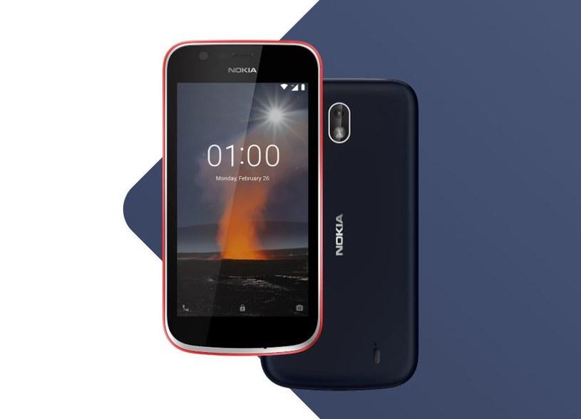Nokia 1 została w Polsce wyceniona na na 349 złotych /materiały prasowe