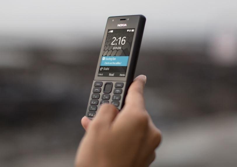 Nokia 216 to prosty, klasyczny telefon /materiały prasowe
