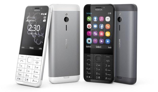 Nokia 230 /materiały prasowe