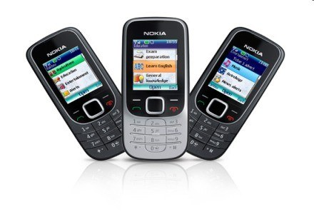 Nokia 2330 classic i Nokia 2323 classic /materiały prasowe