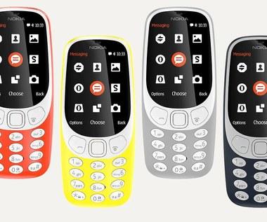 Nokia 3310 będzie droższa niż zapowiadano