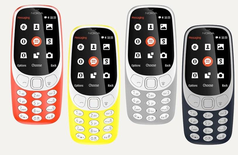Nokia 3310 może w Polsce kosztować sporo ponad 200 złotych /materiały prasowe