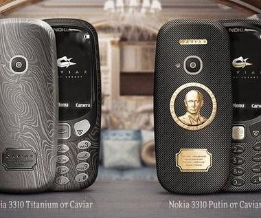 Nokia 3310 w tej wersji kosztuje 7000 złotych