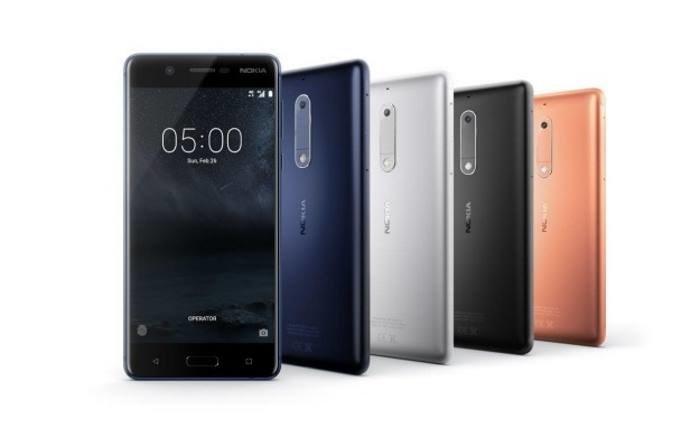 Nokia 5 /materiały prasowe