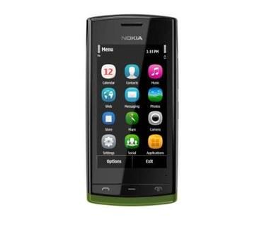 Nokia 500 -  smartfon na Symbian Anna