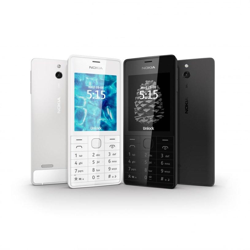 Nokia 515 /materiały prasowe