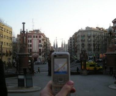 Nokia 6110 - zwiedzamy Barcelonę