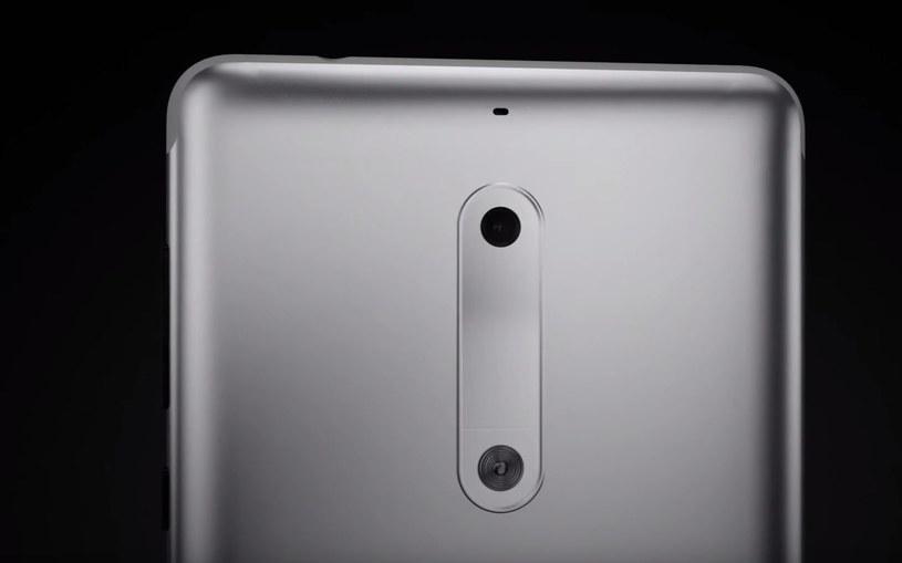 Nokia 8 będzie wyposażona w podwójny aparat /YouTube