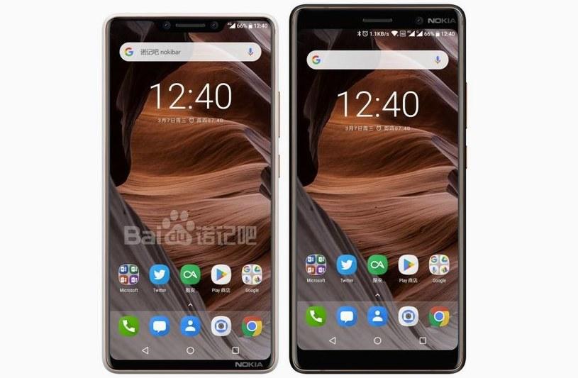 Nokia 9 ma mieć bardzo cienkie ramki /ITHome /materiał zewnętrzny