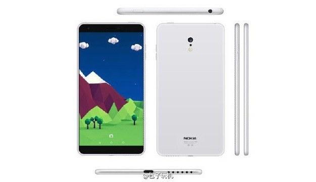Nokia C1 - grafiki /materiały prasowe
