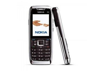 Nokia E51 /materiały prasowe