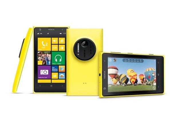 Nokia Lumia 1020 nie doczeka się następczyni /materiały prasowe