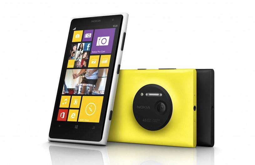 Nokia Lumia 1020 wyceniania jest na ok. 3500 złotych. /materiały prasowe