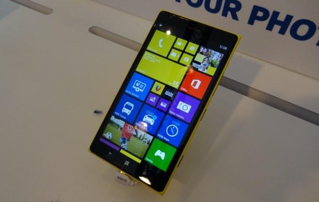 Nokia Lumia 1520 /INTERIA.PL