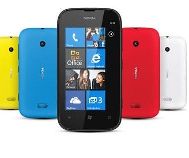 Nokia Lumia 510 - tani smartfon z Windows Phone
